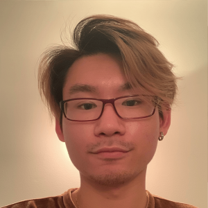 Justin Chan (Assistant Stage Manager and Costume Assistant)